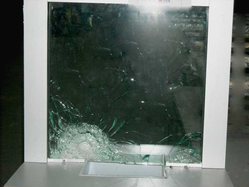 пуленепробиваемое стекло 3